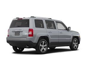 2017 Jeep Patriot Sport Utility